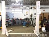 dvousloupový zvedák 4200 kg - nový v záruce