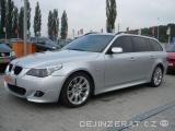 BMW Řada 5 (530 D M-PAKET, XENON, KŮŽE, EL)