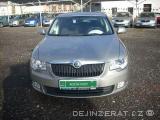 Škoda Superb 1.9 TDI DPF GreenLine