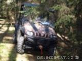 EMU TRACTOR 700 UTV