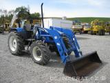 2005 New Holland TL100A