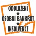 Osobní bankroty, insolvence, oddlužení !